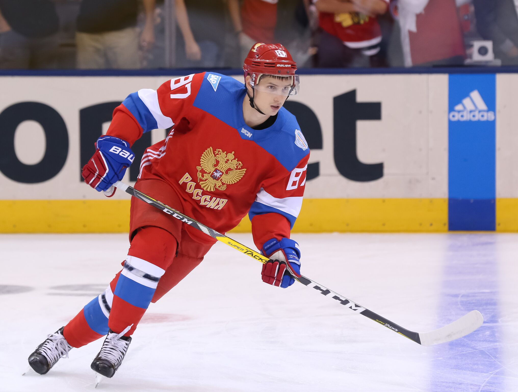 509623b0b1e Vegas fans by now know Vadim Shipachyov's KHL stats, skate size, and wife's  name. As Reid Duke is starting to realize, some Golden Knight fans have  become ...