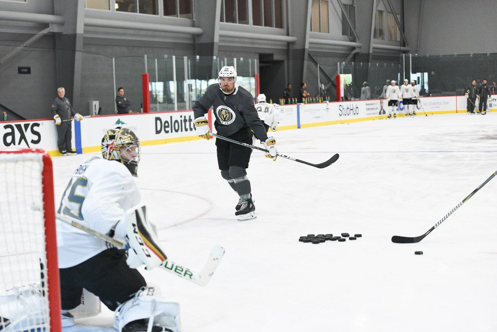 Projecting The Opening Day 23-Man Golden Knights Roster - SinBin.vegas b340e3e22