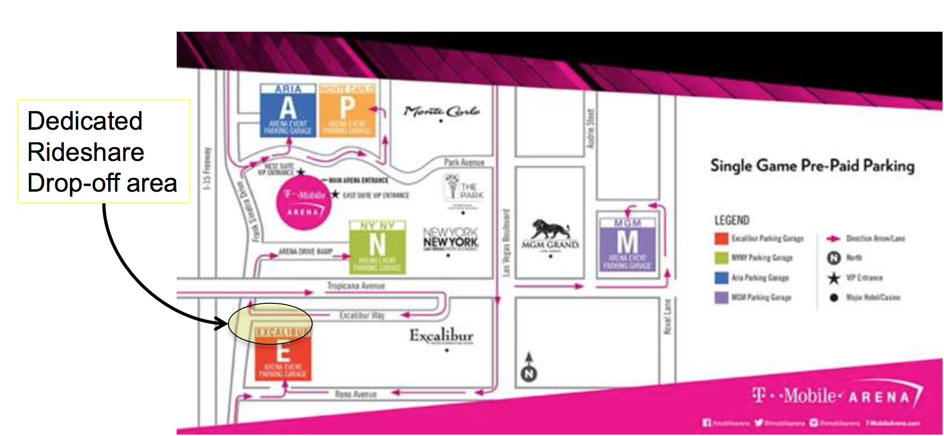 lyft map with Vegas Golden Knightst Mobile Arena Transportation Parking Faq on Can Move Los Angeles Without Car further Uber Statistics besides 2 together with Los Angeles To Phoenix Map as well File White paw print.