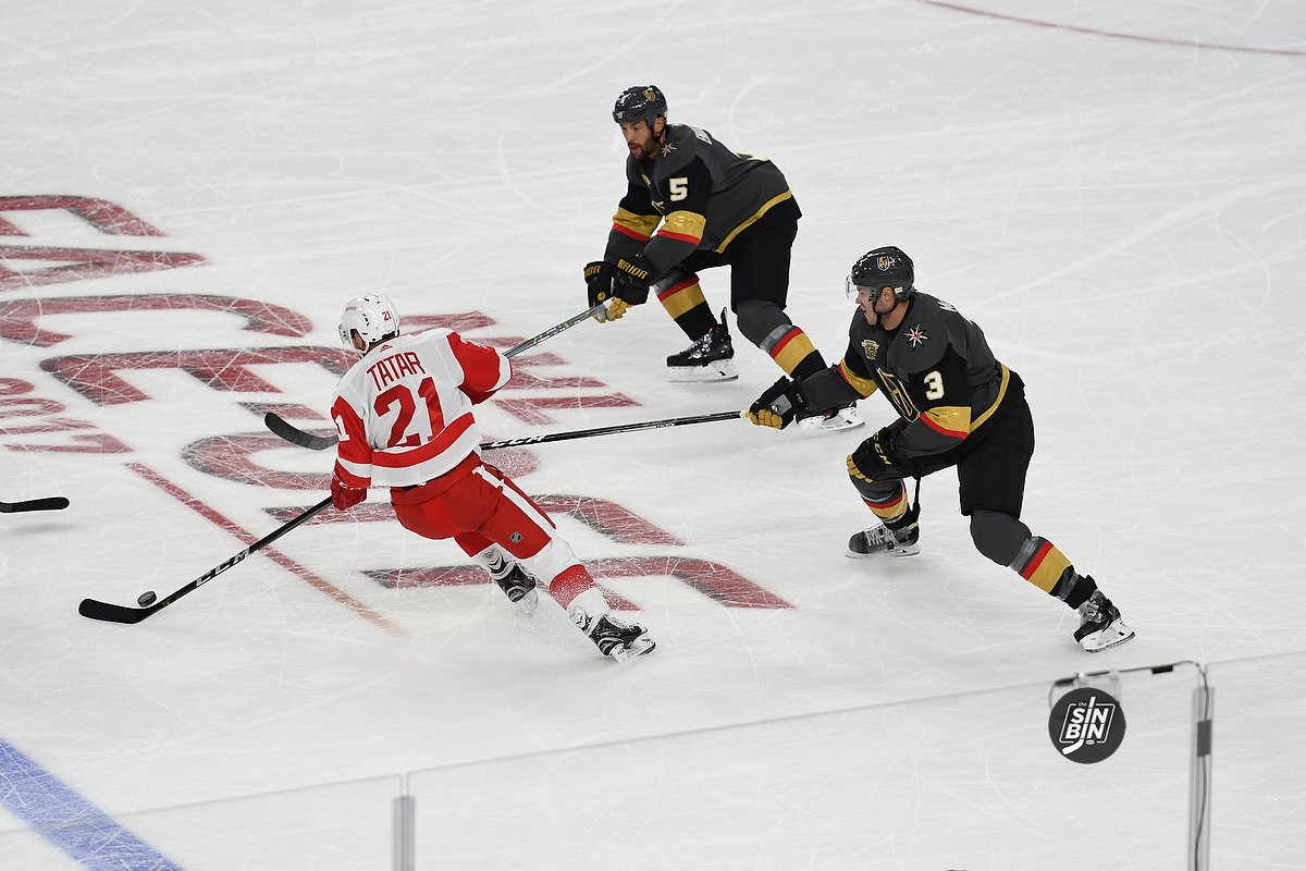 Golden Knights Acquire Tomas Tatar F For 1st 2nd And 3rd Round Picks Sinbin Vegas