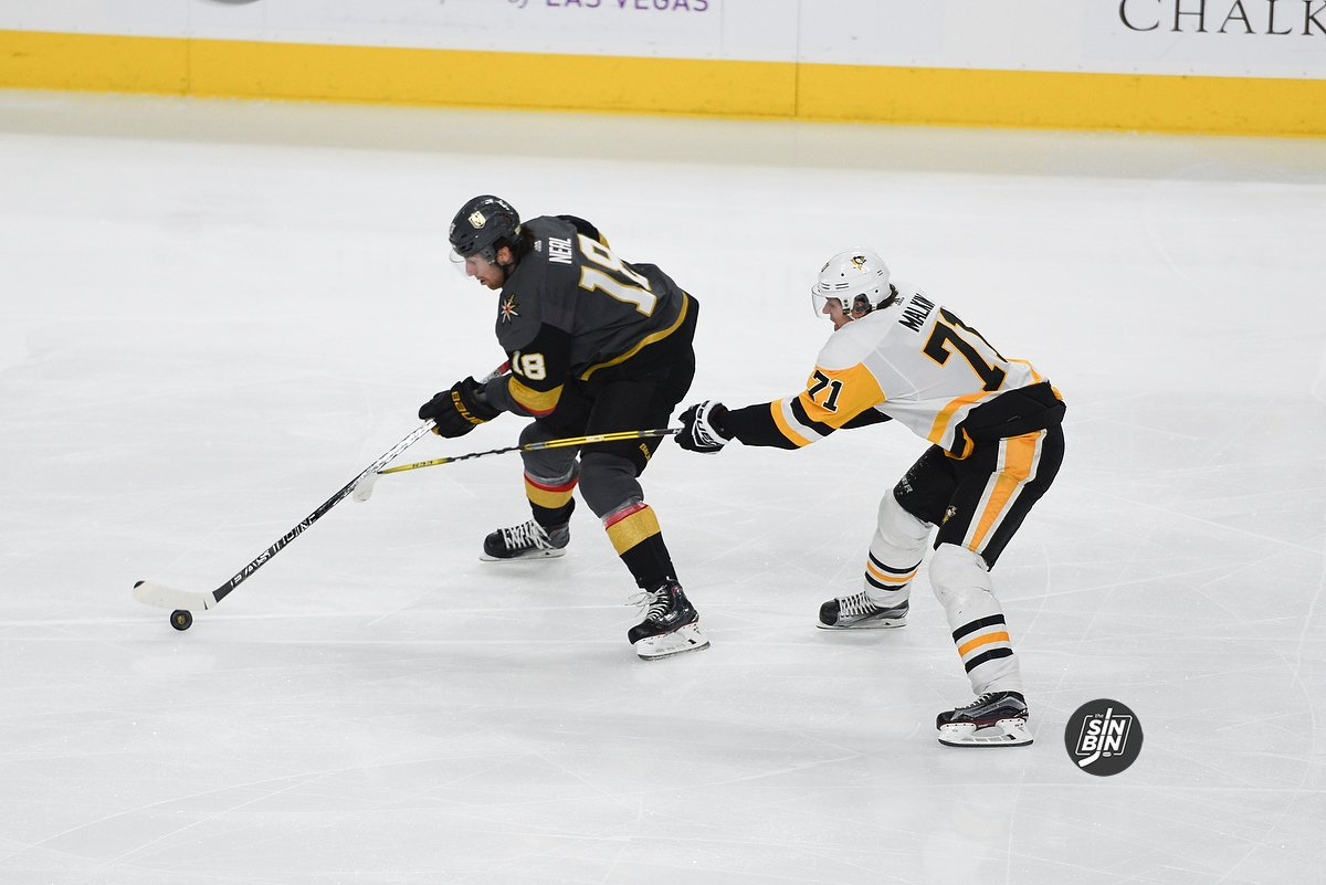 Golden Knights Injury Updates James Neal Reilly Smith Malcolm