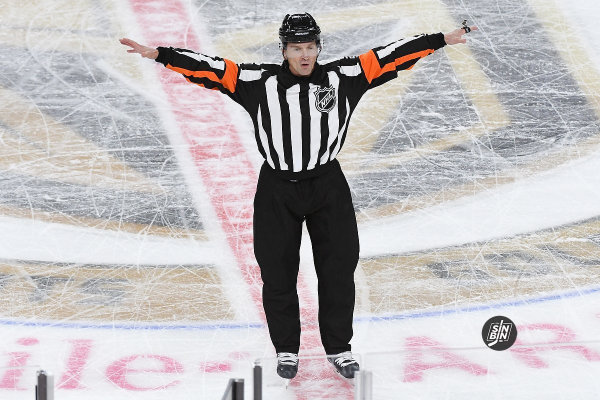 The Rules And Procedures Behind The Goalie Interference Net Off