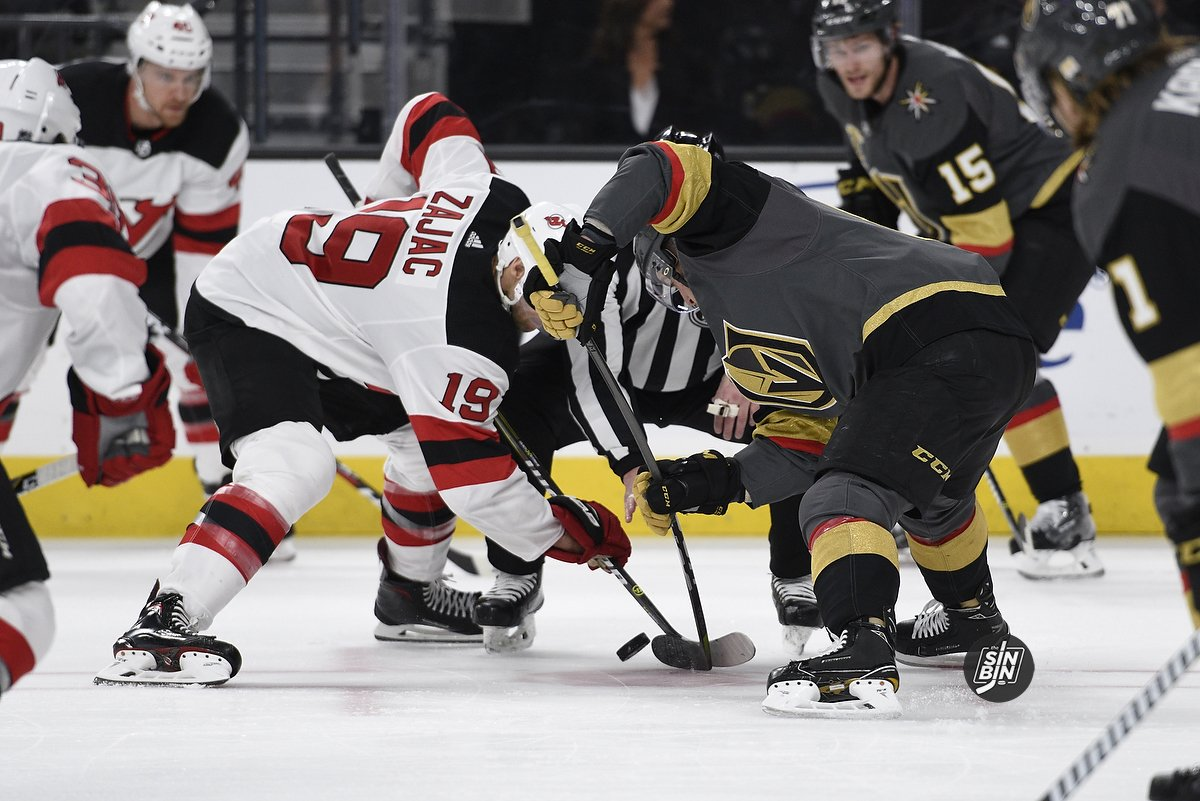 How Important Were Faceoffs To The 2018-19 Golden Knights?