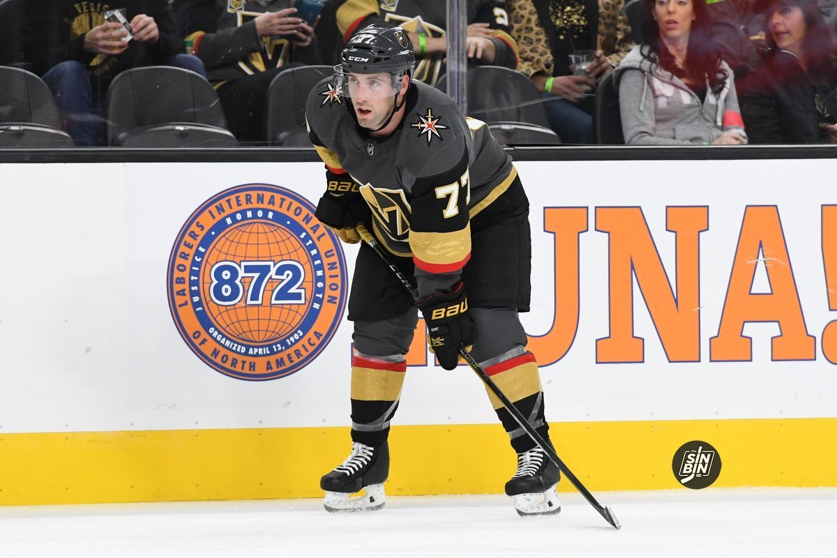 Hunt Trade's Impact On Zykov, Rest Of VGK Roster - SinBin vegas