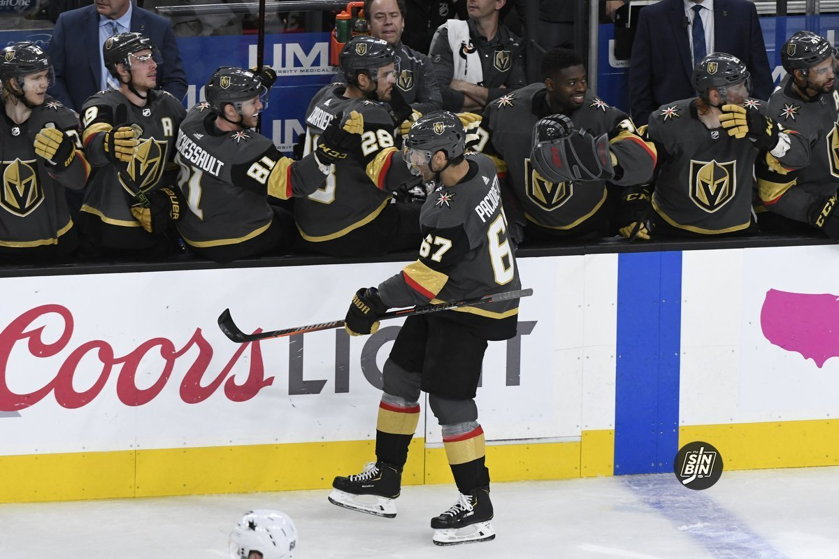 Golden Knights-Sharks Game 7 debated by NHL.com