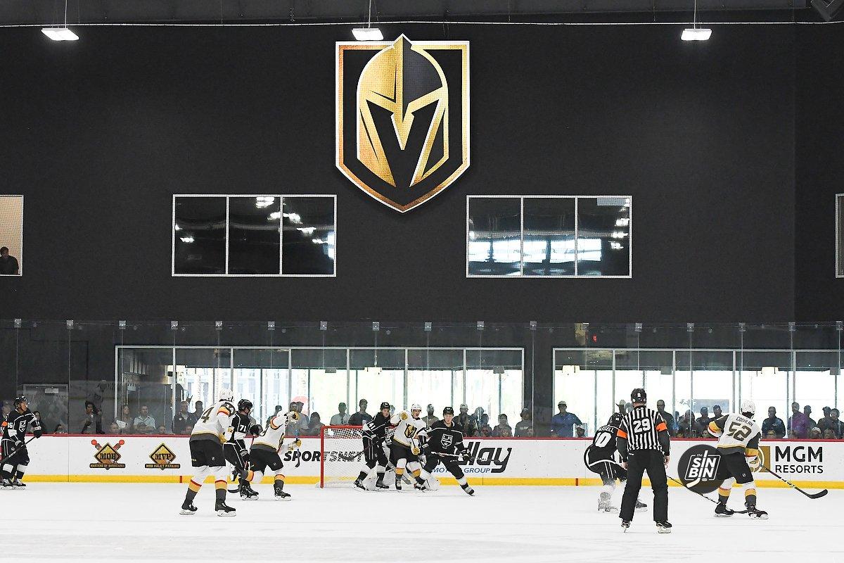 SinBin vegas - Praise Be To Foley, Vegas Golden Knights