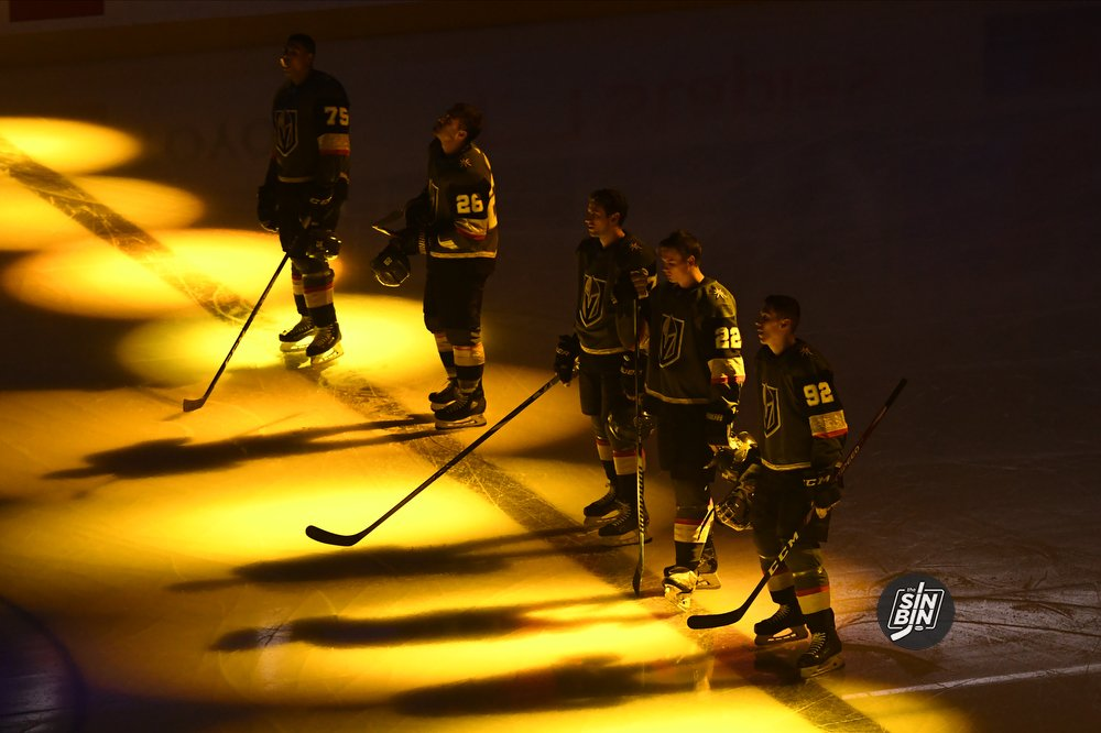 The Golden Knights Identity; What Is It? What Is It Supposed To Be? - SinBin.vegas
