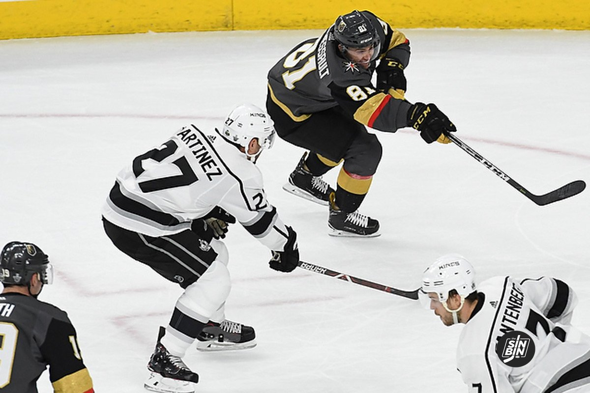 LA Kings Make Alec Martinez Trade To The Vegas Golden Knights Official