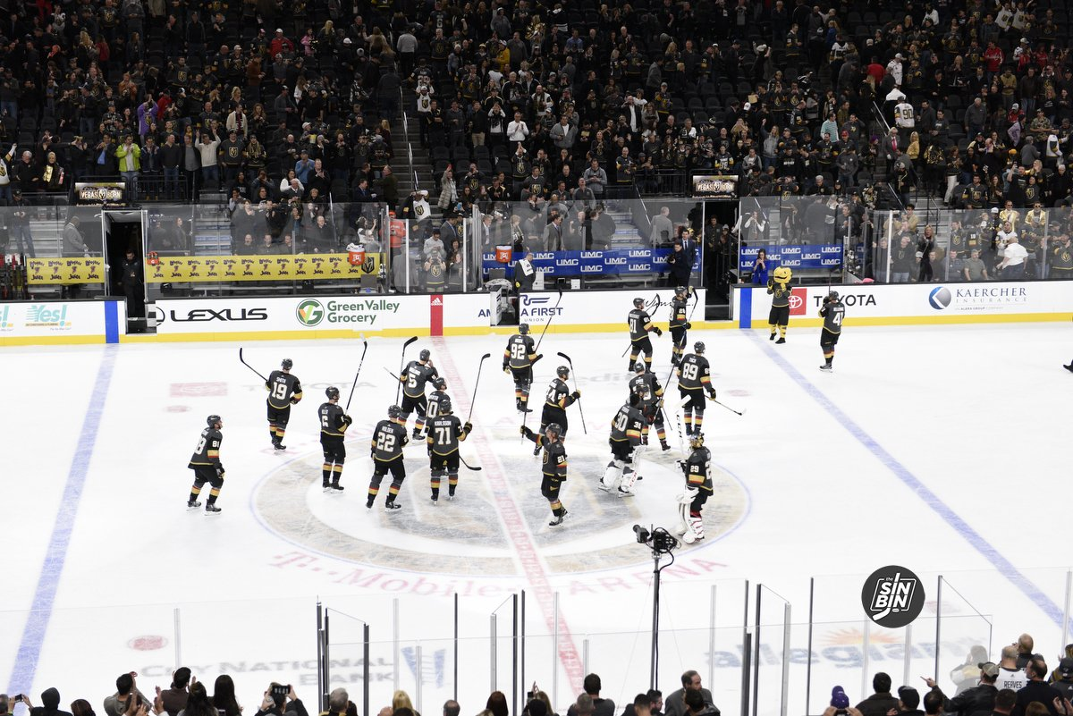 Vegas 'misfits' no more, Golden Knights now expected to win class=